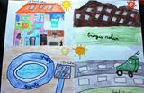 Situações de utilização da energia solar | Rafaela Gil Alves - 7 anos (Externato Adventista do Funchal, Funchal)