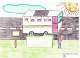 Desenho 2 | Filipa (Escola Sagrada Família - Externato, Santana)
