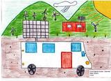 Desenho 6 | Pedro Teixeira (Escola Sagrada Família - Externato, Santana)