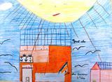 A energia solar | Ana Catarina 8 anos-3ºano (Escola EB1/JI da Charneca, Guimarães)