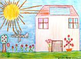 A importância da energia solar | Gabriela de Jesus Marques Peixoto 8 anos-3ºano (Escola EB1/JI da Charneca, Guimarães)