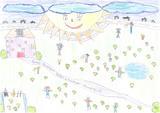 Com Energia Solar, melhor Ambiente | Rafael Alexandre Cardoso Reixa Lourenço - 9 anos (Agrup. de Escolas Cidade de Castelo Branco, Castelo Branco)