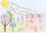Energia Solar = Qualidade de vida | Rodrigo José Martins Fernandes - 10 anos (Agrup. de Escolas Cidade de Castelo Branco, Castelo Branco)