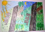 Energia Solar | Carlos (Escola EBI S. Martinho Campo, Santo Tirso)
