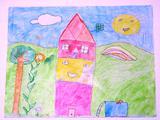 A Energia Solar é nossa amiga | Inês Mateus - 7 anos (Escola EBI Infante D. Pedro - Agrup., Penela)