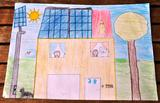 Energia Solar 6 | Bruno Oliveira (Escola EB 2,3 de Celeirós, Braga)