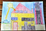 Energia Solar 8 | Duarte Lima, 8 anos (Escola EB 2,3 de Celeirós, Braga)