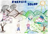 O Sol alegra a vida | Rita Pereira, aluna do quarto ano turma D da EB Diogo Lopes de Sequeira- Alandroal, 9 anos. (Escola EBI Diogo Lopes Sequeira, Alandroal)