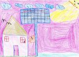 Escola 100% Ecológica | Luca Bonamici, 7 anos (Escola EB1/JI do Pragal, Almada)