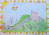 Energia para viver! | Juliana - 9 anos (Colégio Casa - Mãe, Paredes)