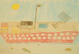 Velas solares | Inês Alexandra - 9 anos (Colégio Casa - Mãe, Paredes)